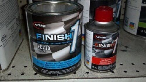 Sherwin Williams Auto Paint >> Auto Paint Sherwin Williams Fc710 Qt Finish1 Ultimate Spot Panel Clear Coat Kit