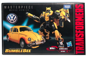 Transformers Masterpiece Movie Series MPM-7 Bumblebee Acción Figura