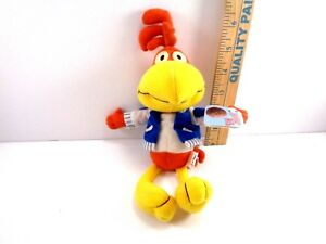 Sonny-Cuckoo-Bird-Cocoa-Puffs-Cereal-General-Mills-Breakfast-Pals-Beanie-Plush