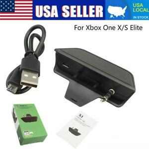 For-Xbox-One-X-S-Elite-Wireless-bluetooth-Stereo-Headset-3-5-Adapter-Transmitter