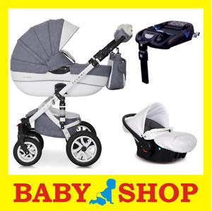 Riko Brano Ecco 3w1 lub 4w1 wózek stroller pram kinderwagen 3in1 4in1