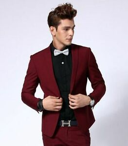 Best Prom Tuxedos Red