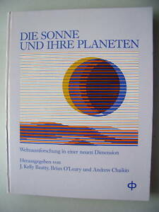 Sonne und ihre Planeten 1985 Weltraumforschung Weltraum - Eggenstein-Leopoldshafen, Deutschland - Sonne und ihre Planeten 1985 Weltraumforschung Weltraum - Eggenstein-Leopoldshafen, Deutschland