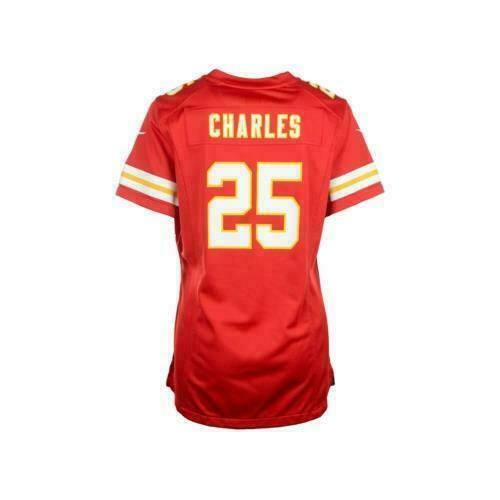 Nike Women's Home Game Jersey Kansas City Chiefs Jamaal Charles #25 for sale online   eBay