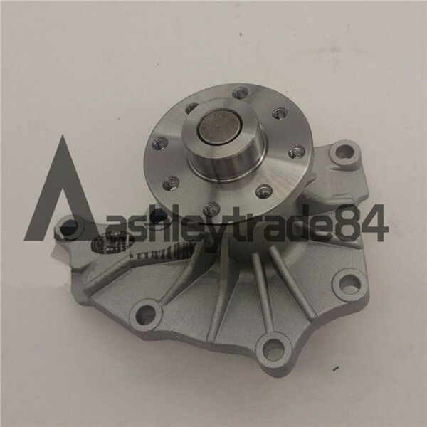 New Water Pump 6671508 6631810 for Isuzu Bobcat 853 and later 843 Skid Steers