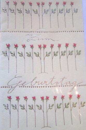 Geburtstagskarten mit Umschlag />/> NEU
