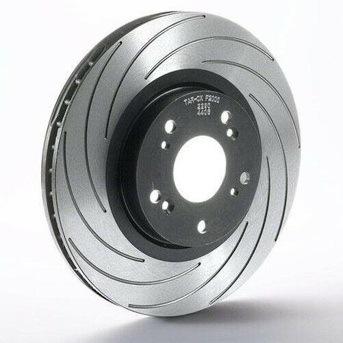 Front F2000 Tarox Brake Discs fit Renault Clio (B/C57) (90-98) 1.7 1.7 90>96
