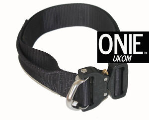 UKOM ONIE 2.0 - Dog Collar - Designed for Tactical Use - Used by every Dog