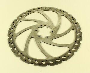 HAYES F0927 160mm Bike Disc Brake Rotor w// 6 Bolts
