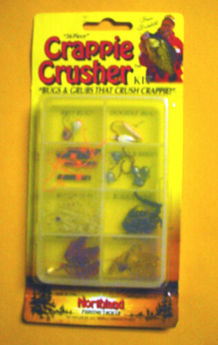 Northland Bro/'s Crappie Crusher Kit BCCK-36 Qty 36