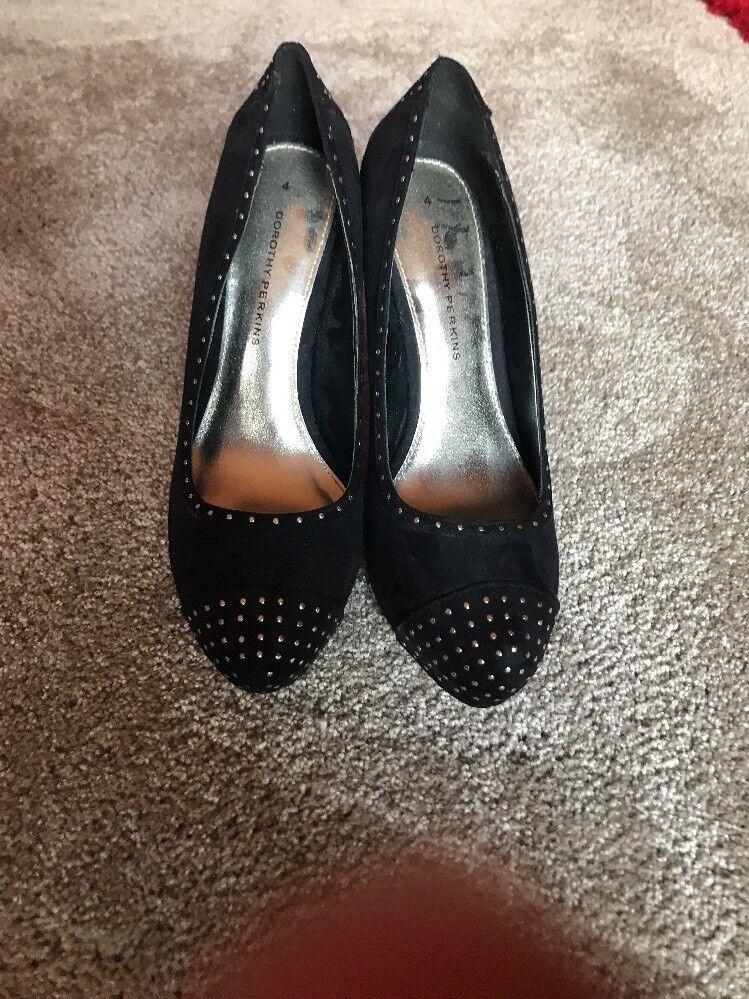 Gentlemen/Ladies Size Ladies Dorothy Perkins Heels Size Gentlemen/Ladies 4 Complete specification range online shop Fashion versatile shoes f21906