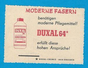 9-531-WERBUNG-AUS-EINER-DDR-ZEITSCHRIFT-DULAX-64-PFLEGEMITTEL-CHEMIE-DRESDEN