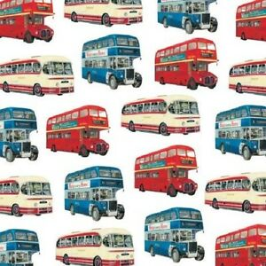 Classic-Buses-by-David-Bailey-Happy-Birthday-greetings-card-Double-Decker-Bus