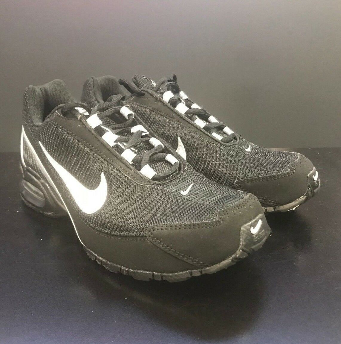 ac6f3726aa79 Nike Air Max Max Max Torch 3 Black White 319116-011 Men s Running Shoes Size