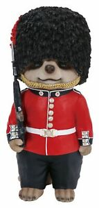 London-Coldstream-Guard-Baby-Meerkat-Ornament-Gift-Indoor-or-Outdoor-Fun-NEW