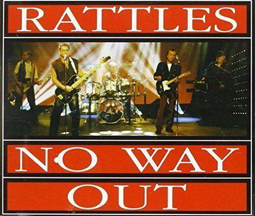 Rattles No way out (1993)  [Maxi-CD]
