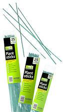 Gardman Plant Sticks 40cm 25 Pack