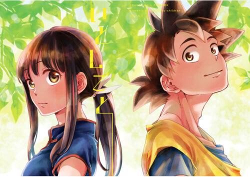DragonBall Doujinshi /'/' IItoshigoto /'/' Goku Chichi