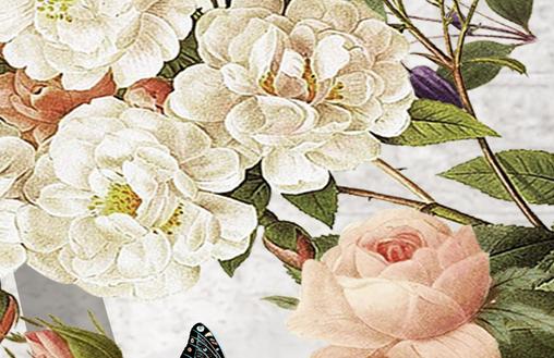 3D Bloom Peony Birds 8 Wall Paper Murals Wall Print Wall Wallpaper Mural AU Kyra