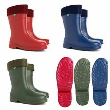 New Thermal LIGHTWEIGHT EVA Wellies Wellingtons Rain Boots Women LUNA -30 C