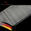 100 Ongles U-Parenthèses Pour Air Comprimé Agrafeuse 20 mm