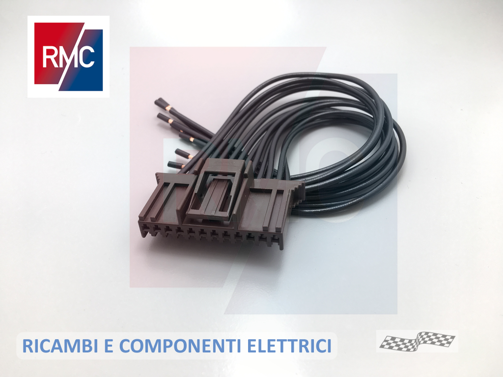 Kit Connettore ORIGINALE 12 vie Body Computer Centralina Smart standard