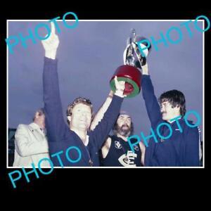 OLD-FOOTBALL-PHOTO-DAVID-PARKIN-CARLTON-FC-82-PREMIERS