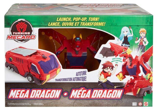 Mattel Turning Macaro Mega Dragon Fnj81 for sale online