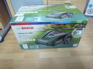 Bosch Indego S+ 350 Mähroboter bis 350m² 19cm Schnittbreite App NEU + OVP