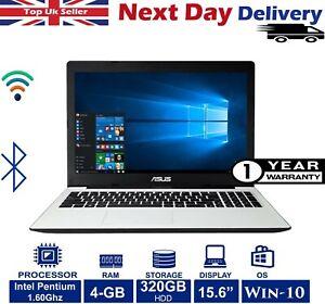 ASUS-X553S-15-6-034-Laptop-Intel-Pentium-1-60Ghz-4GB-RAM-320GB-HDD-Win-10-A-Grade