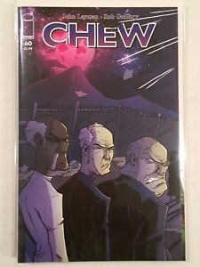 CHEW-60-JOHN-LAYMAN-ROB-GUILLORY-IMAGE-NM-1ST-PRINTING-LAST-ISSUE-SERIES-FINALE