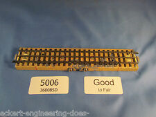 EE 5006 GD Good Marklin HO 3 Rail Straight Circuit Track aka 3600BSD