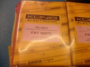 Details about Kong Electronic Line Output Transformer FAT 30073