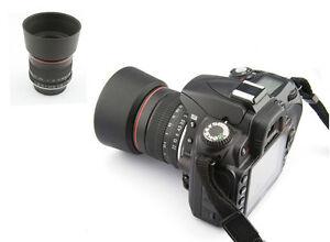 85mm f 1 8 portrait manual focus lens for nikon d90 d7200 d7100 d300 rh ebay com Nikon D90 Manual Book nikon d90 manual focus lenses