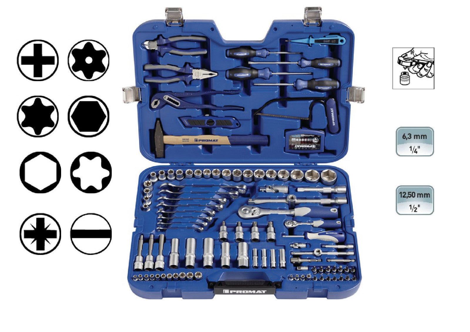720 Modellbau Edelstahl Schrauben Muttern Set M2-M4 Niro