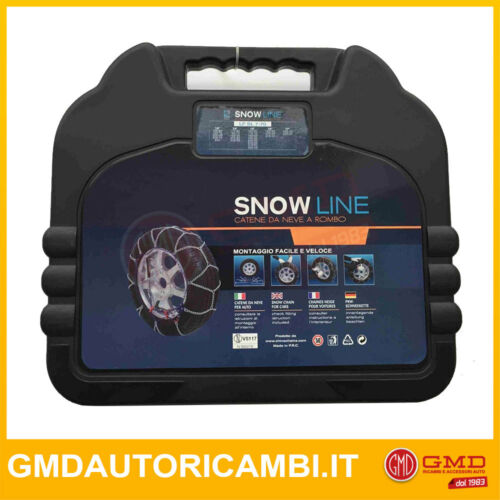 GR.130 255//35 R19 CATENE DA NEVE 7MM SNOWLINE