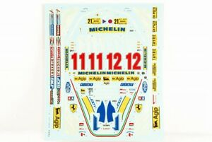 DECAL-TAMIYA-1-12-Ferrari-312T4-BIG-SCALE-RARE
