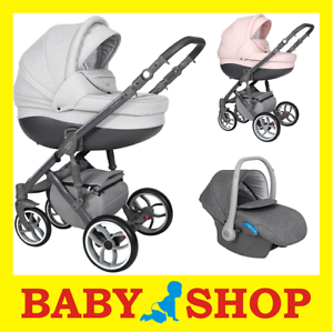 Baby-Merc-Faster-3-Style-3in1-stroller-kinderwagen-pushchair-car-seat-2018