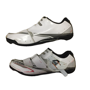 Women's Shimano SH-WR83 Carbon Road Cycling  shoes, White, Size 36 EU 5 US  limited edition
