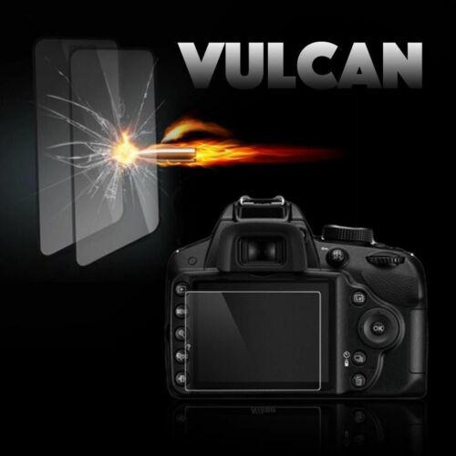 VULCAN Glass Screen Protector UK Fujifilm X-T3 LCD Tough Anti Scratch Cover
