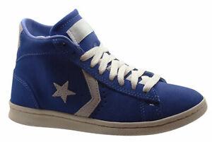 sneaker uomo blu converse pelle