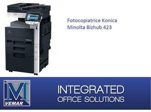 Fotocopiatrice-Scanner-Stampante-Multifunzione-KONICA-MINOLTA-bizhub-423