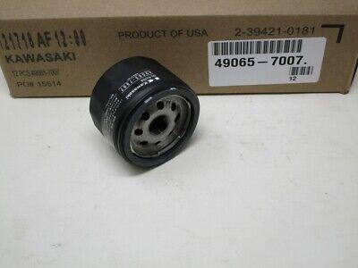 4 OEM Oil Filters Kawasaki 49065-7007  Toro 107-7817 Ariens 21548100 21550800