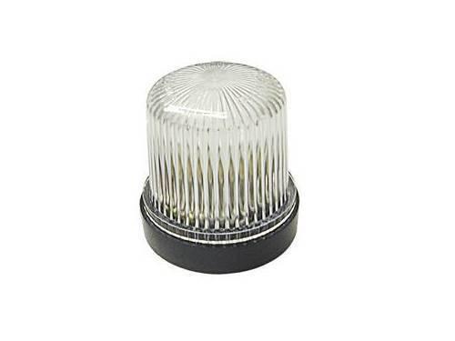 Positionslaterne Ankerlaterne Rundumlicht Ankerlampe Ankerlicht 12 Volt weiß NEU