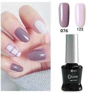 2-PIECES-MRO-076-123-Gel-Nail-Polish-UV-LED-Varnish-Soak-Off-New-Stock