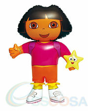 Inflatable Character Dora the Explorer From Nickelodeon.