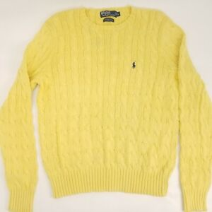 Parity Yellow Knit Sweater Up To 79 Off