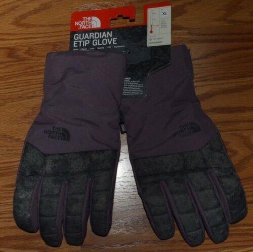 North Face Unisex Guardian Etip Gloves NF0A3345 Purple Men/'s Women/'s M L XL New