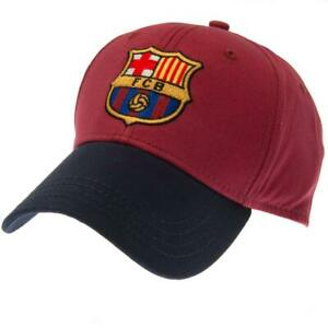 FC-Barcelona-Baseball-Cap-CL-Official-Club-Licensed-Merchandise
