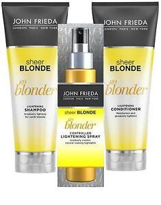 Blonde Lightening Shampoo